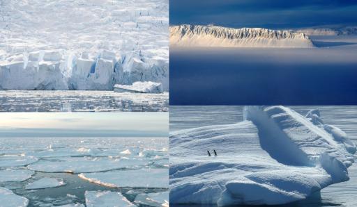 Es igual el ártico que el polo Norte?
