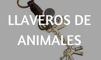 Llaveros de animales