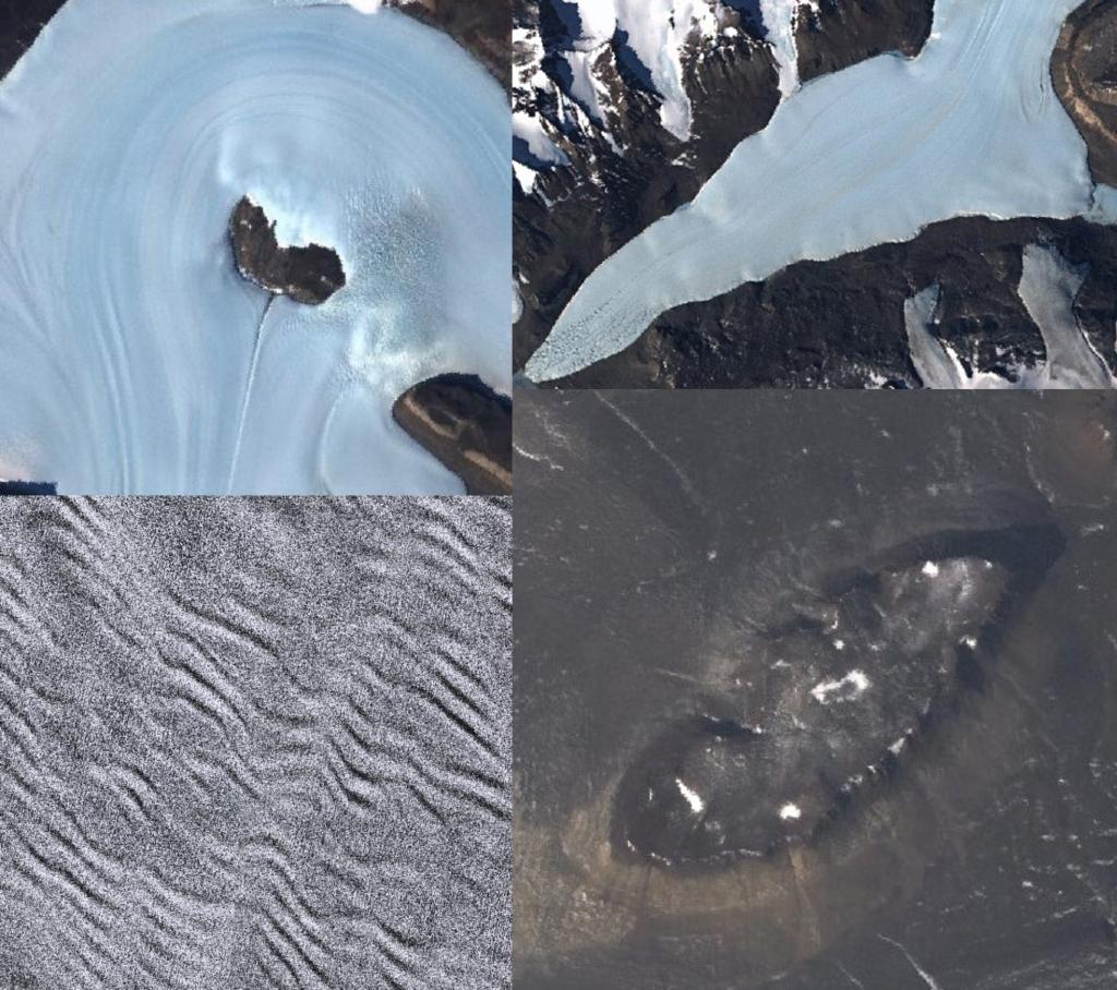 Misterio antártico