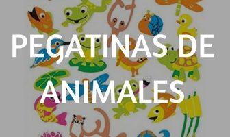 PEGATINAS DE ANIMALES