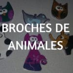 Broches de Animales